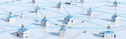 3D Animation Tennet Virtual Vision blockchain