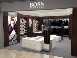 3d visualisierung Hugo Boss Changhi